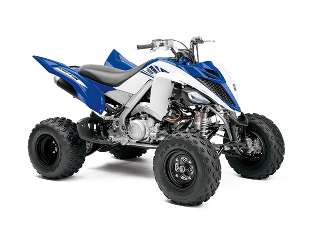 2014 Yamaha Raptor 700R | Top Speed