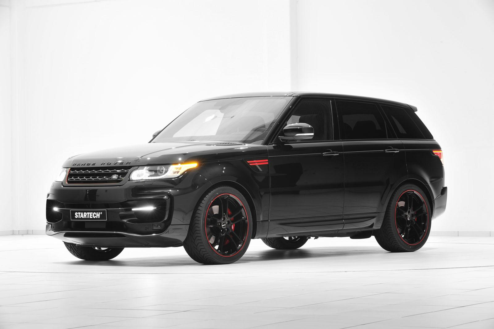 2014 Range Rover Sport By Startech Top Speed