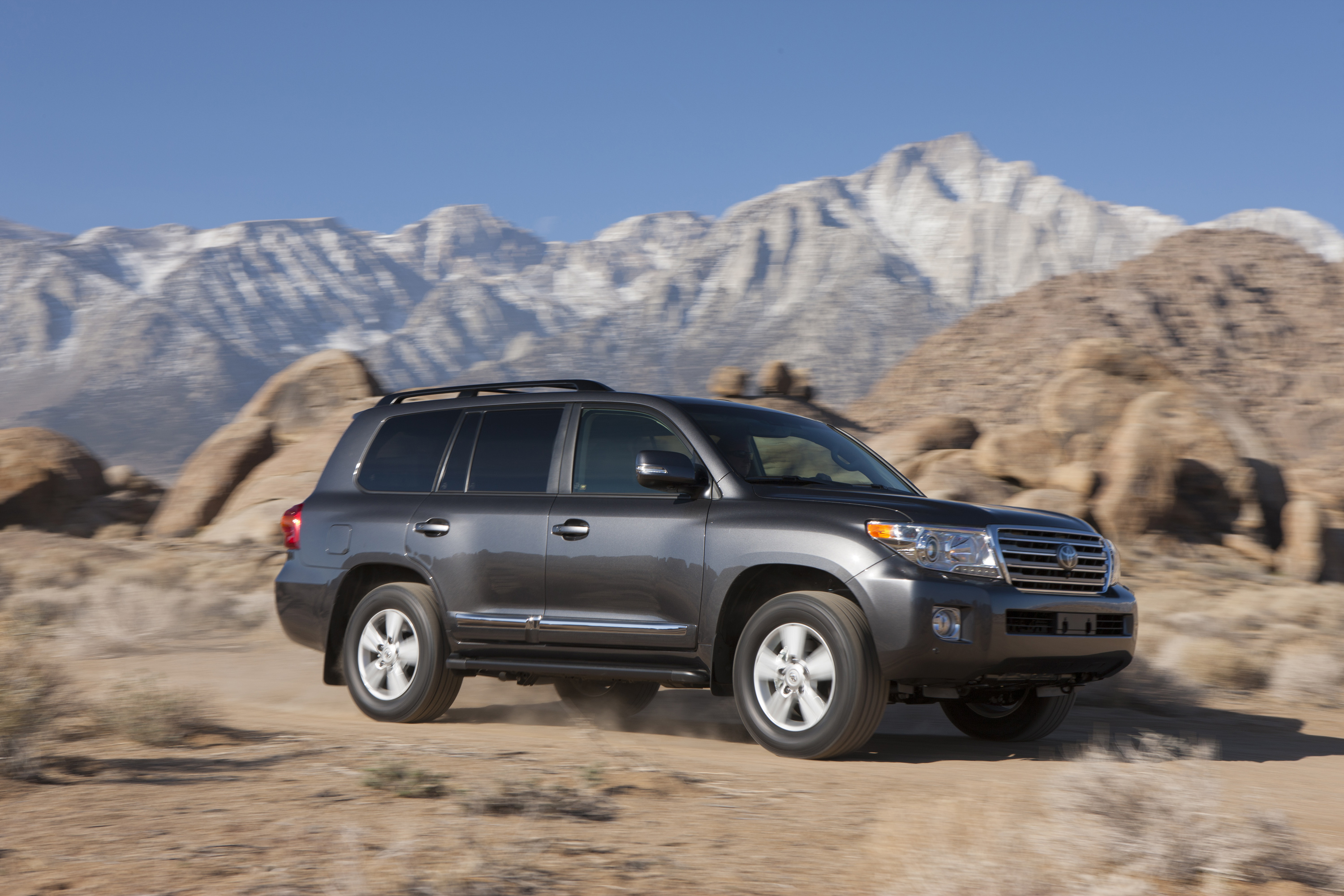 Toyota Land Cruiser Reviews Specs Prices Photos And Videos Top 300 2015 2014