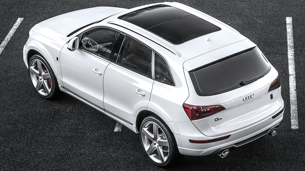2015 Audi Q5 S-Tronic Wide Track By Kahn Design | Top Speed