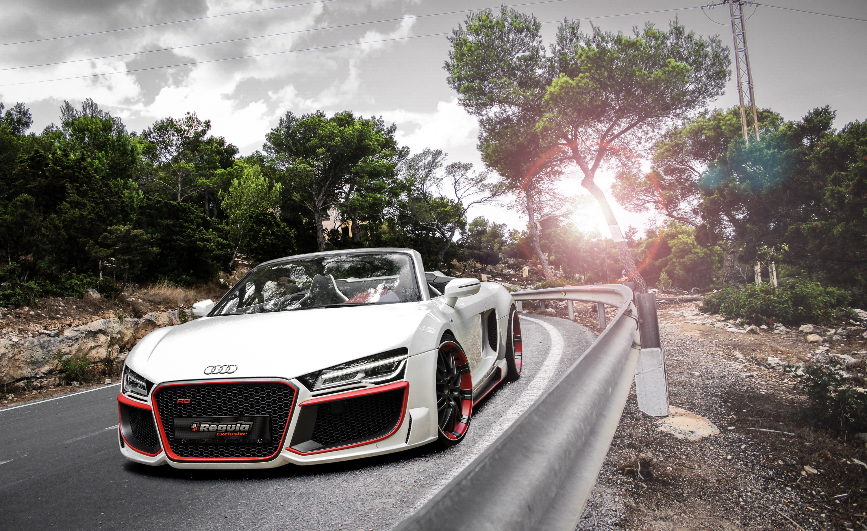 audi r8 spyder by 2014 audi r8 spyder by regula tuning review gallery top speed