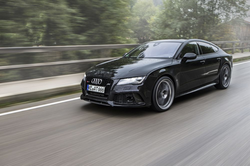 Audi Rs7 0-60 >> 2013 Audi Rs7 By Abt Sportsline Top Speed