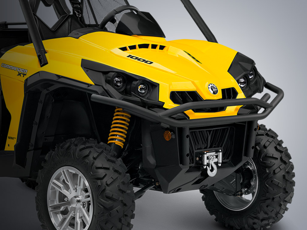 2014 Can Am Commander Xt Review Top Speed