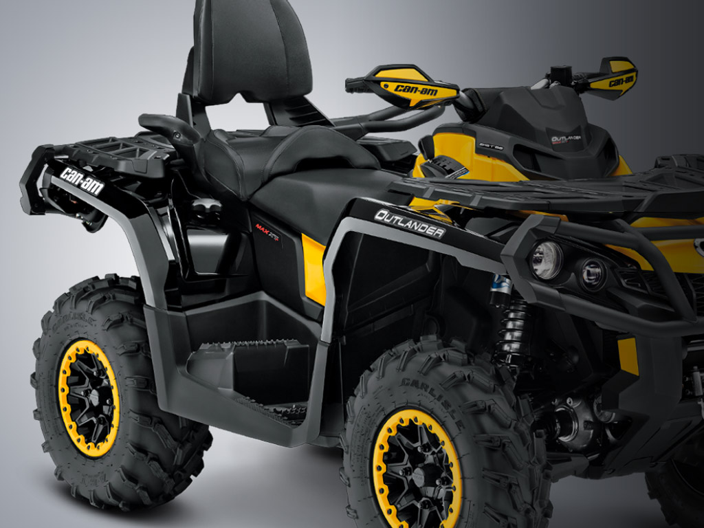 2014 Can-Am Outlander MAX XT-P picture - doc536950