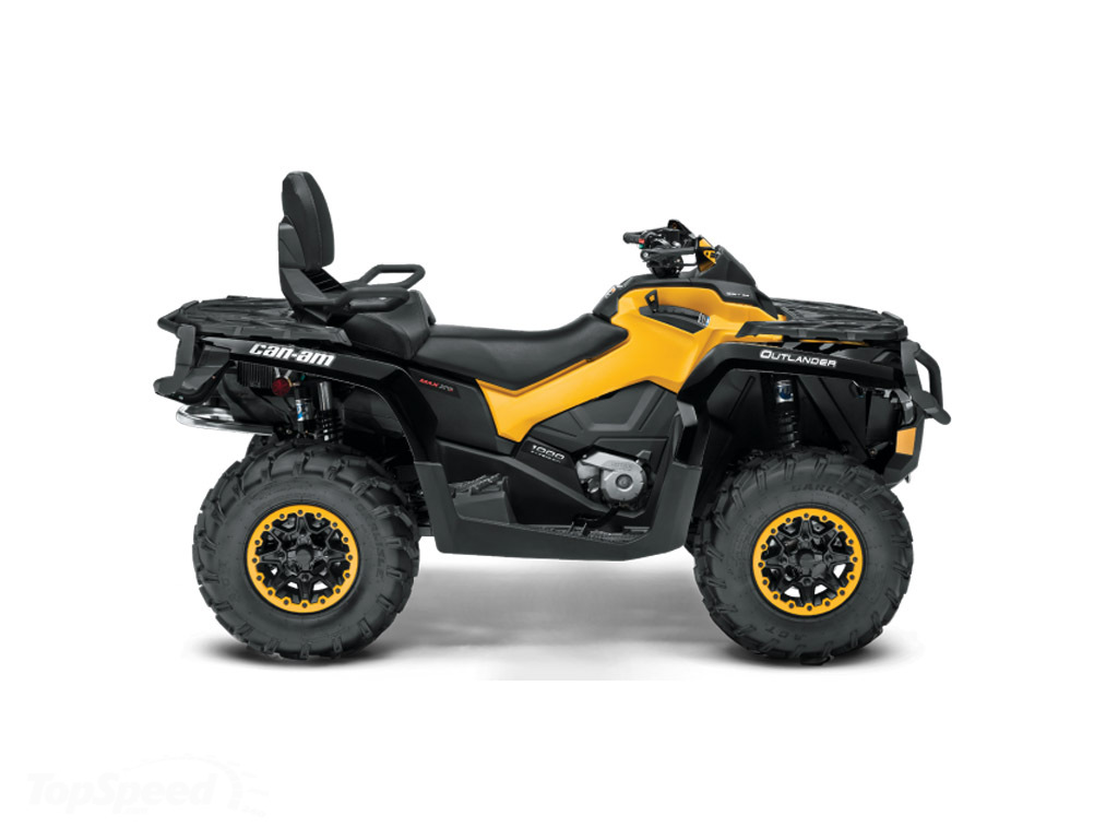 2014 Can-Am Outlander MAX XT-P - Picture 536953 | motorcycle review