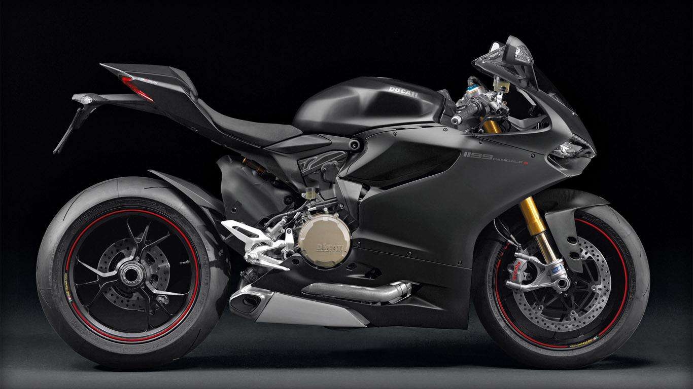 2014 Ducati 1199 Panigale S | Top Sd