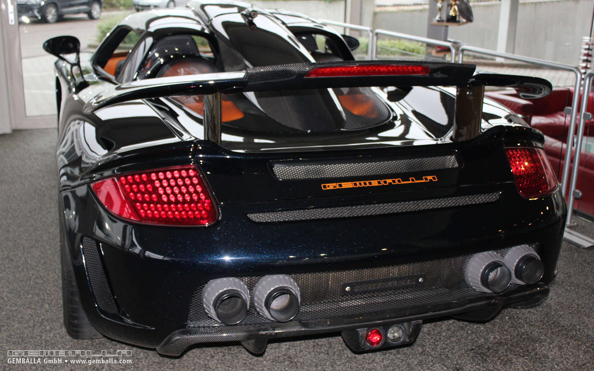 Gemballa Mirage Gt Can Be Yours For 780000 Top Speed