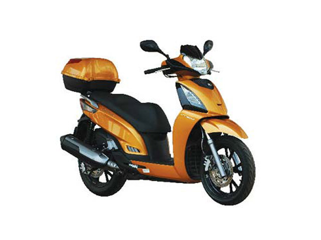 2014 - 2017 kymco people gt 300i review - top speed