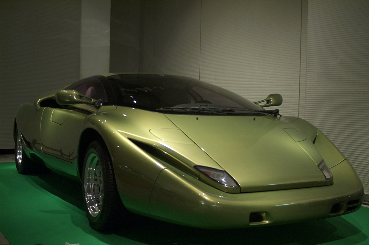 1994 Lamborghini Sogna By Art Amp Tech Review Top Speed