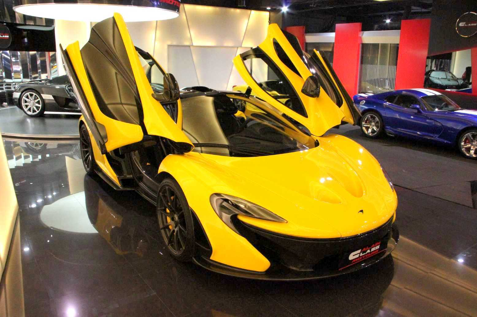 Cheap Cars For Sale >> McLaren P1 For Sale In Dubai For $2 Million | Top Speed