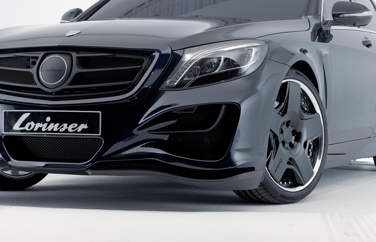 2014 Mercedes S-Class By Lorinser | Top Speed