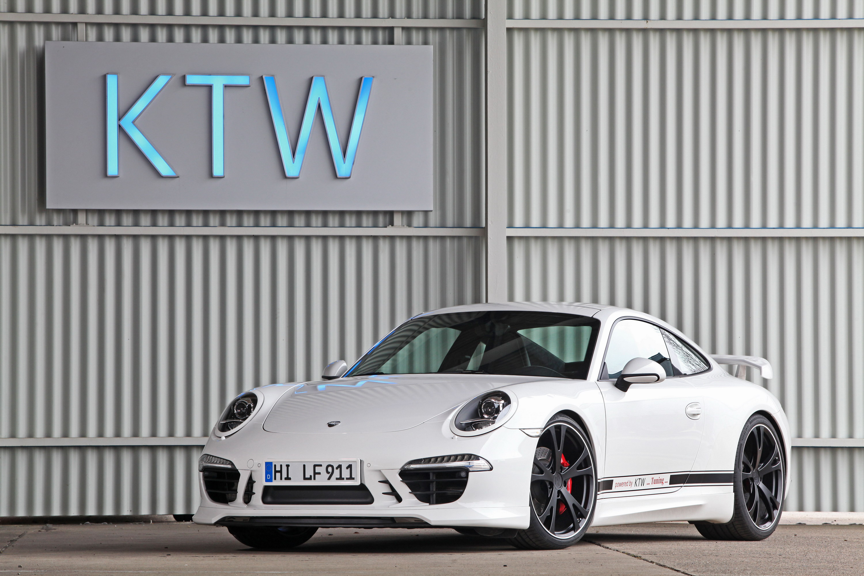 2013 porsche 991 carrera s by ktw tuning review top speed. Black Bedroom Furniture Sets. Home Design Ideas