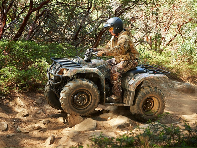 2014 Yamaha Grizzly 350 | Top Speed