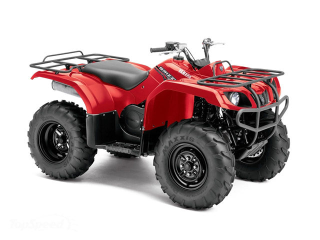 2014 Yamaha Grizzly 350 - Picture 534800 | motorcycle review @ Top ...