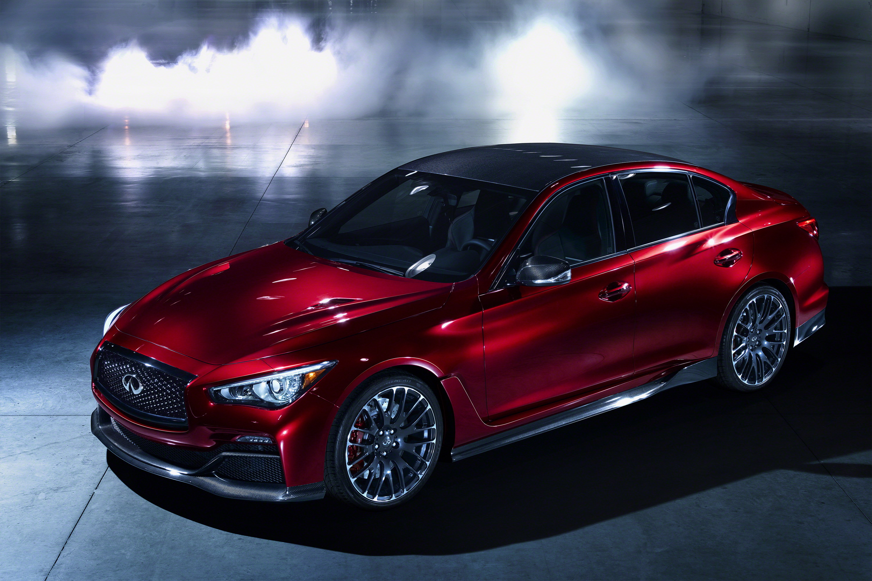 2014 Infiniti Q50 Eau Rouge | Top Speed