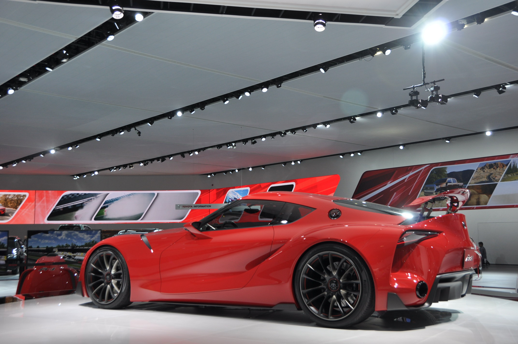 2014 Toyota FT 1 Concept Review   Top Speed. »