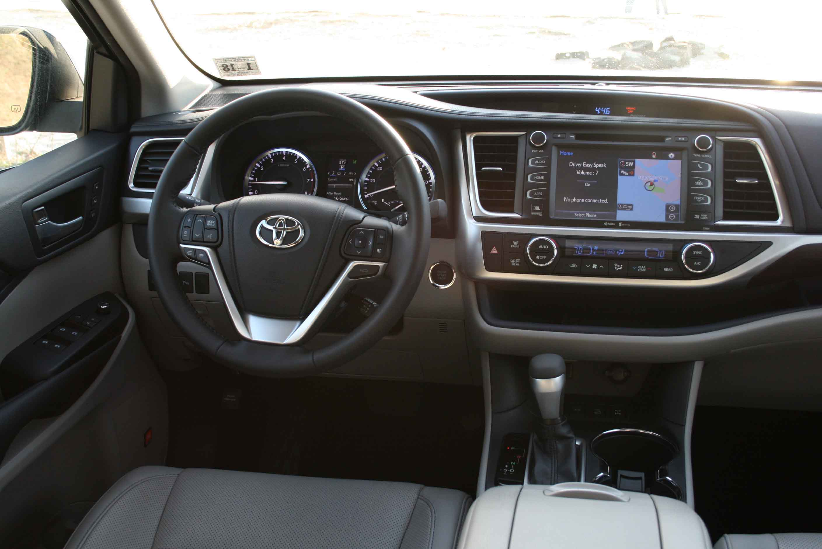 2014 Toyota Highlander   Driven | Top Speed. »