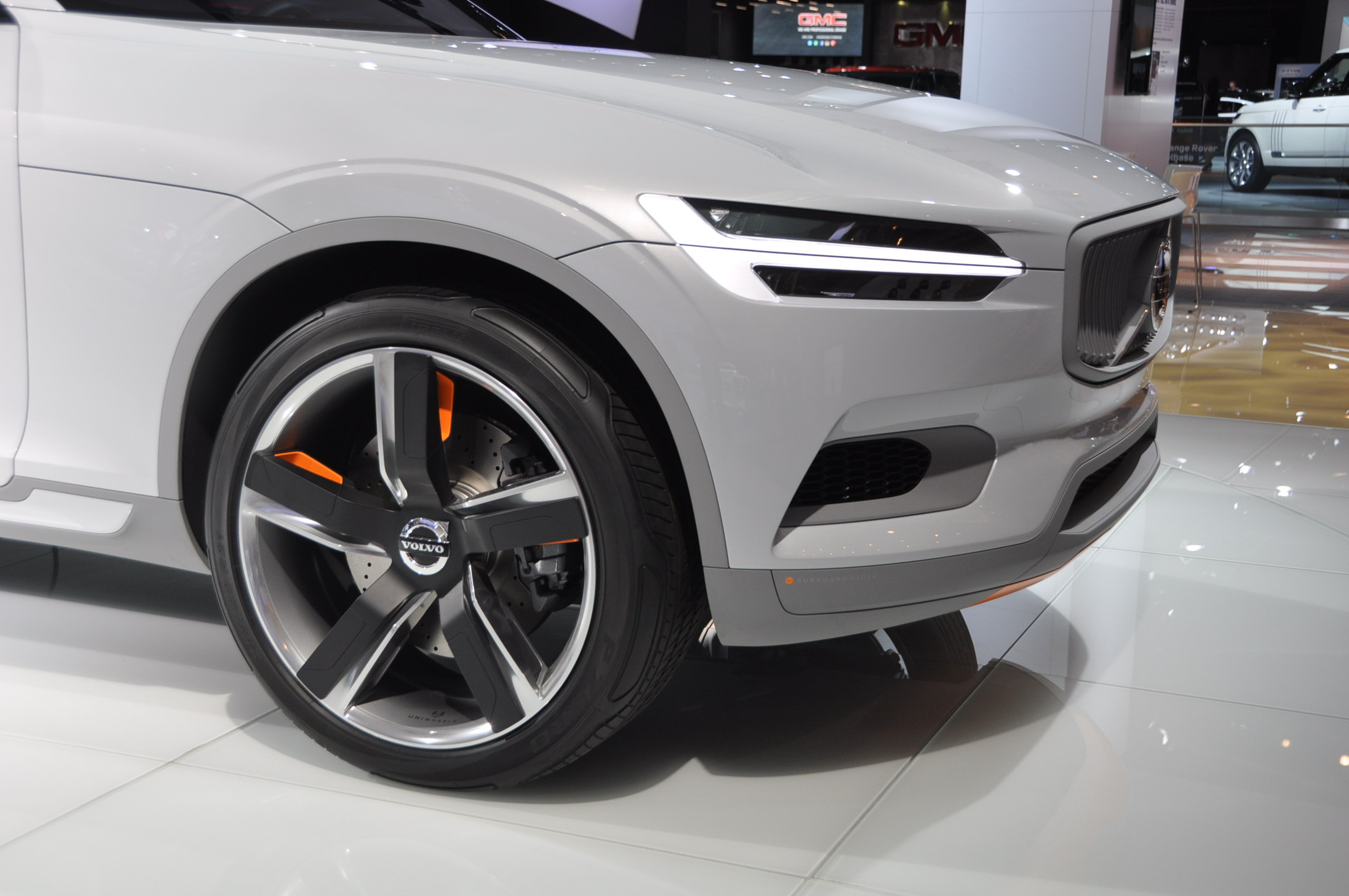 2014 Volvo Concept Xc Coupe Gallery 538510 Top Speed
