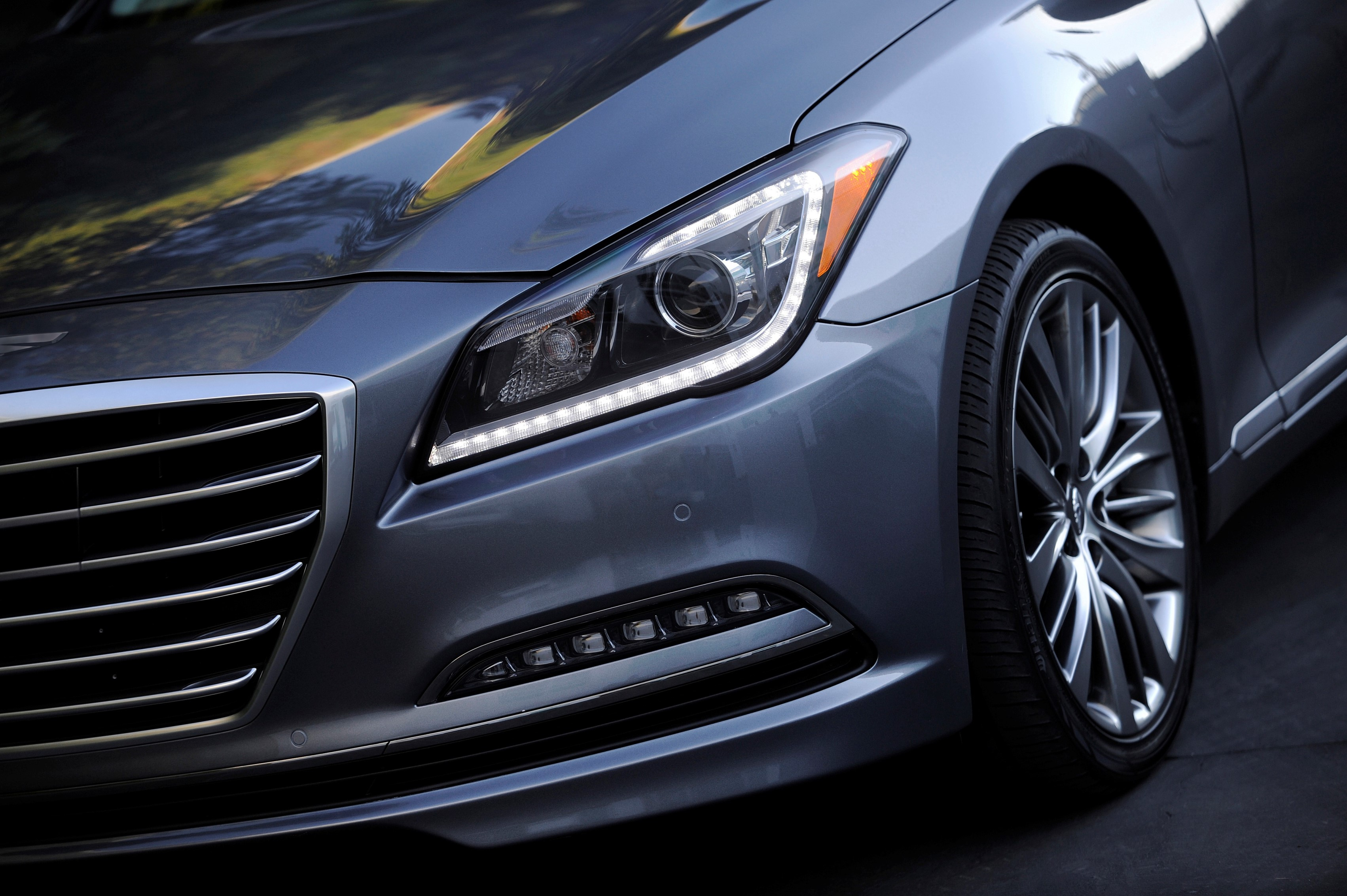 2015 2016 Hyundai Genesis Review Top Speed