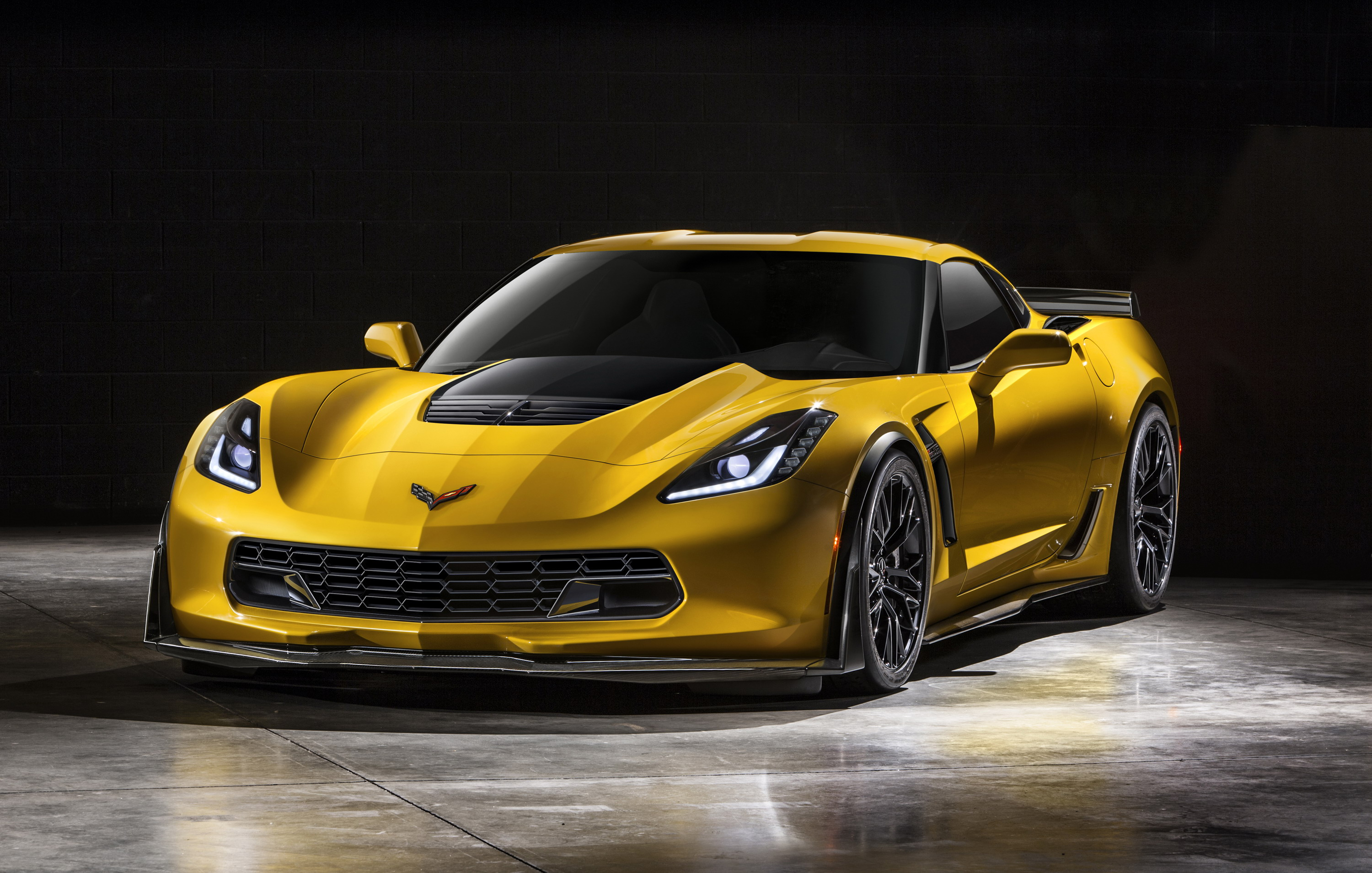 2015 Chevrolet Corvette Z06 Top Speed