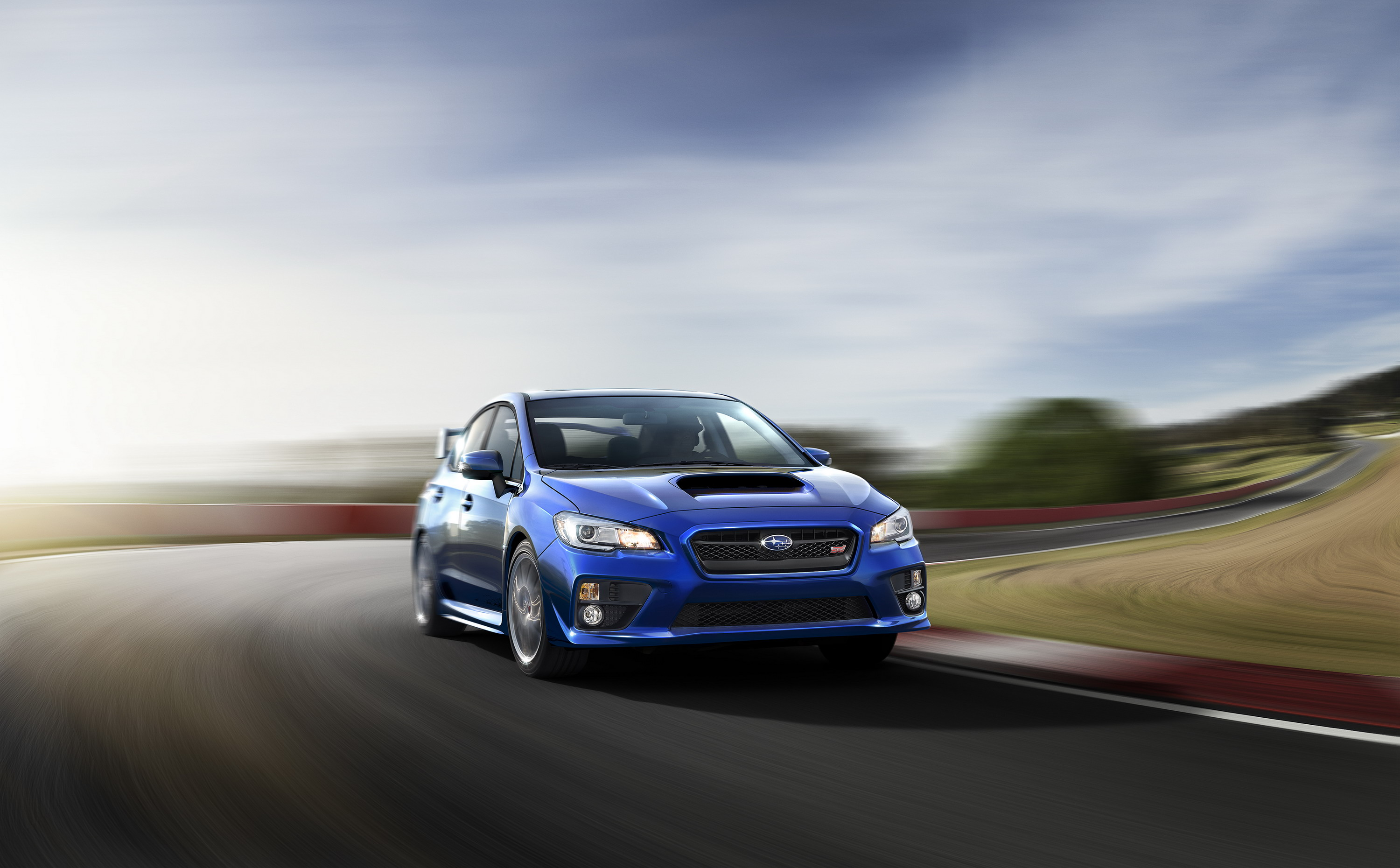 2015 subaru wrx sti launch edition review - top speed