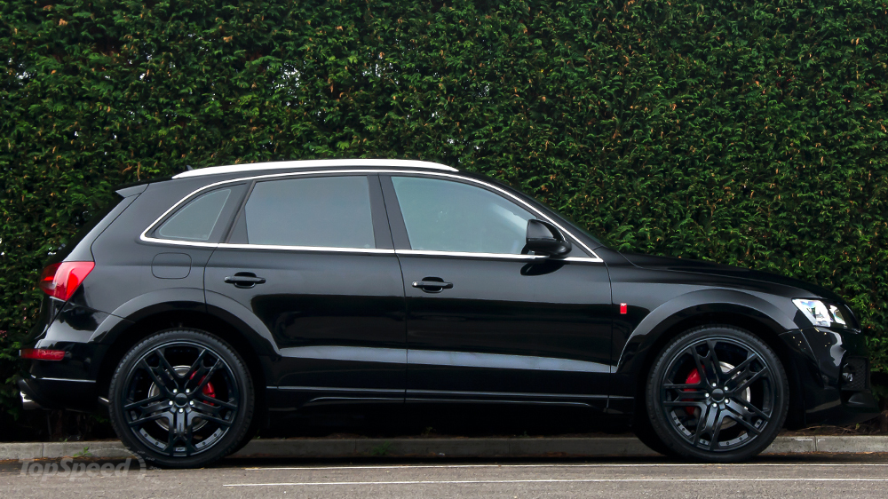 2014 audi q5 brilliant black by kahn design picture 538940 car review top speed. Black Bedroom Furniture Sets. Home Design Ideas