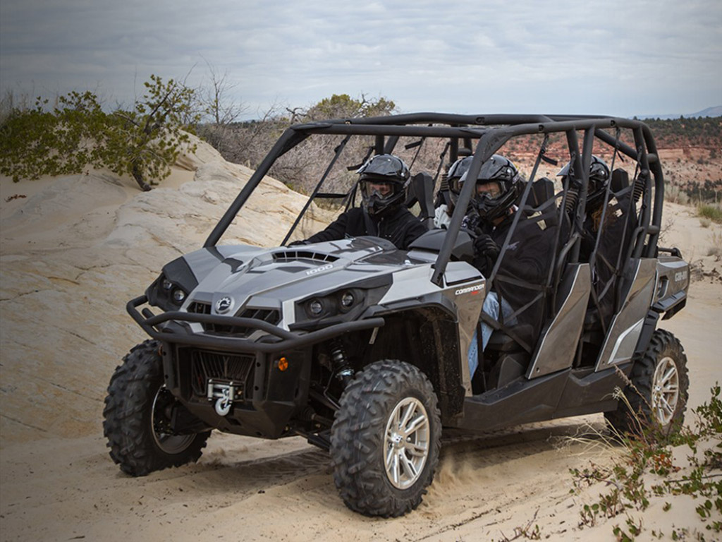 2014 Can-Am Commander MAX XT | Top Speed. »