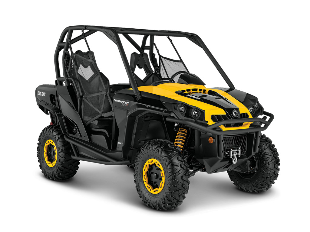 2014 Can Am Commander Xt P Review Top Speed
