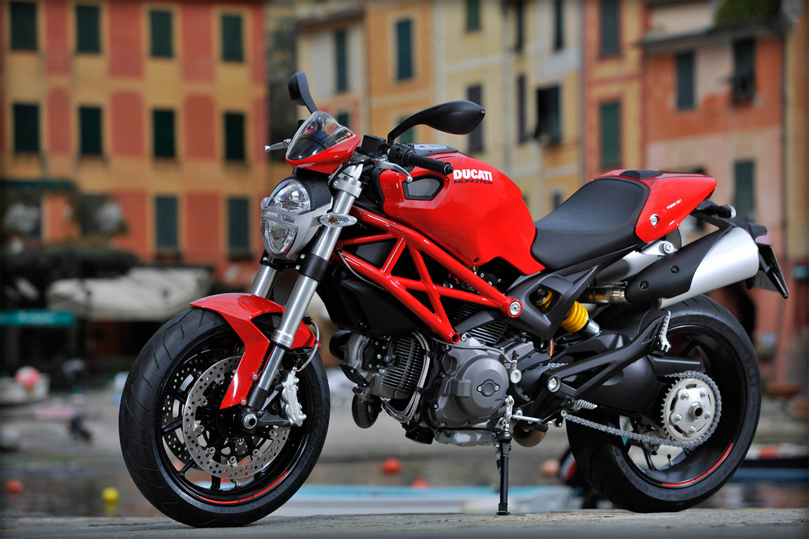 2014 Ducati Monster 796 | Top Speed. »