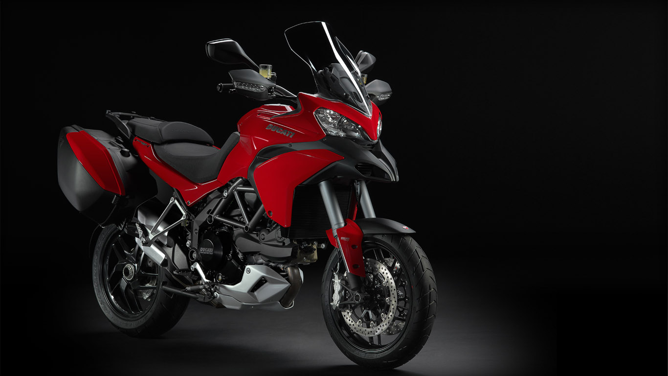 2014 Ducati Multistrada 1200 S Touring | Top Speed. »
