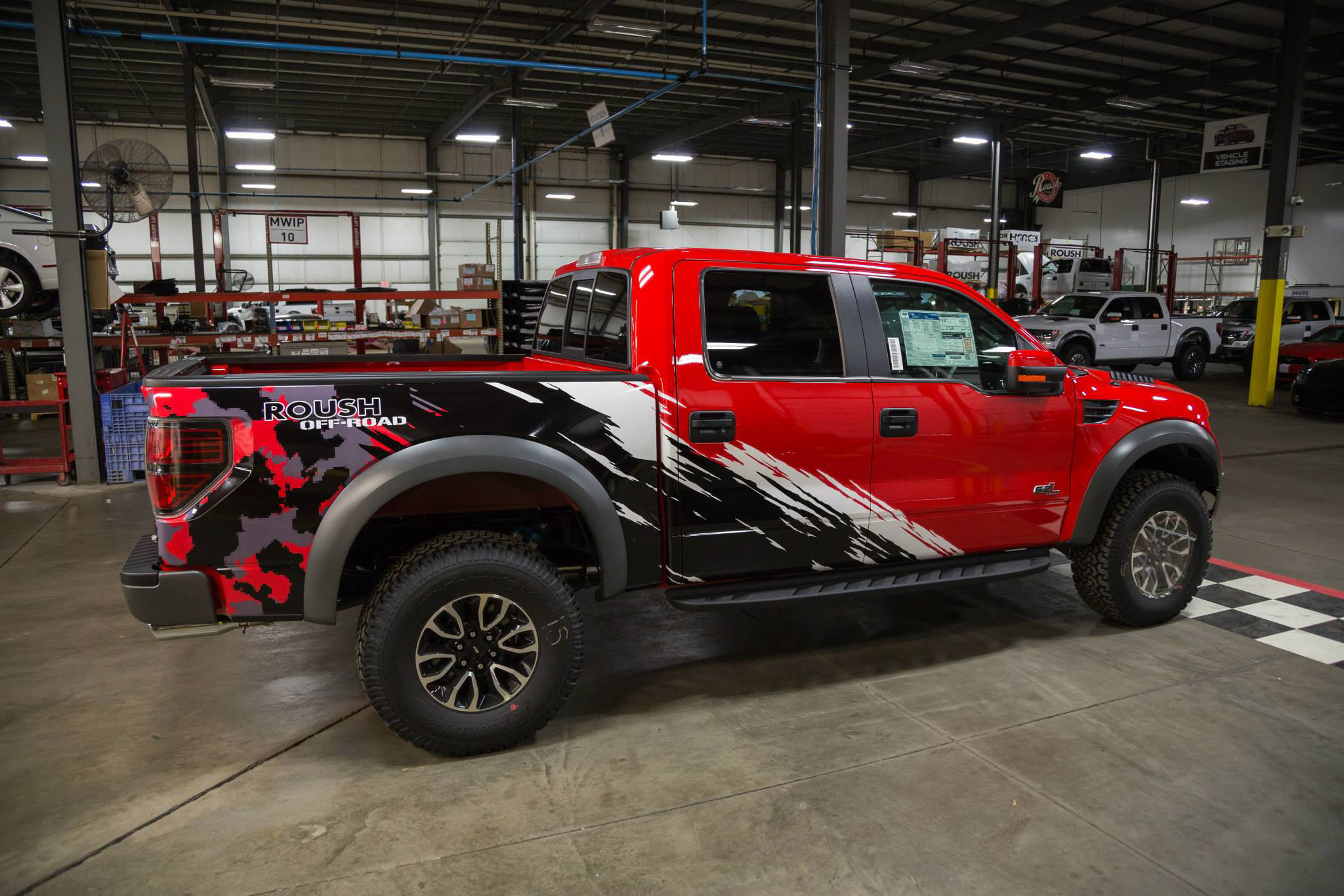 2014 Ford F 150 Svt Raptor By Roush Performance Gallery