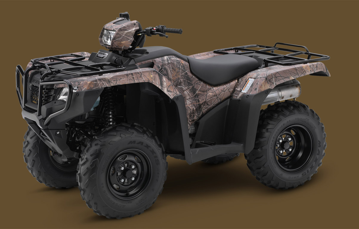 2014 Honda FourTrax Foreman 4x4 | Top Speed