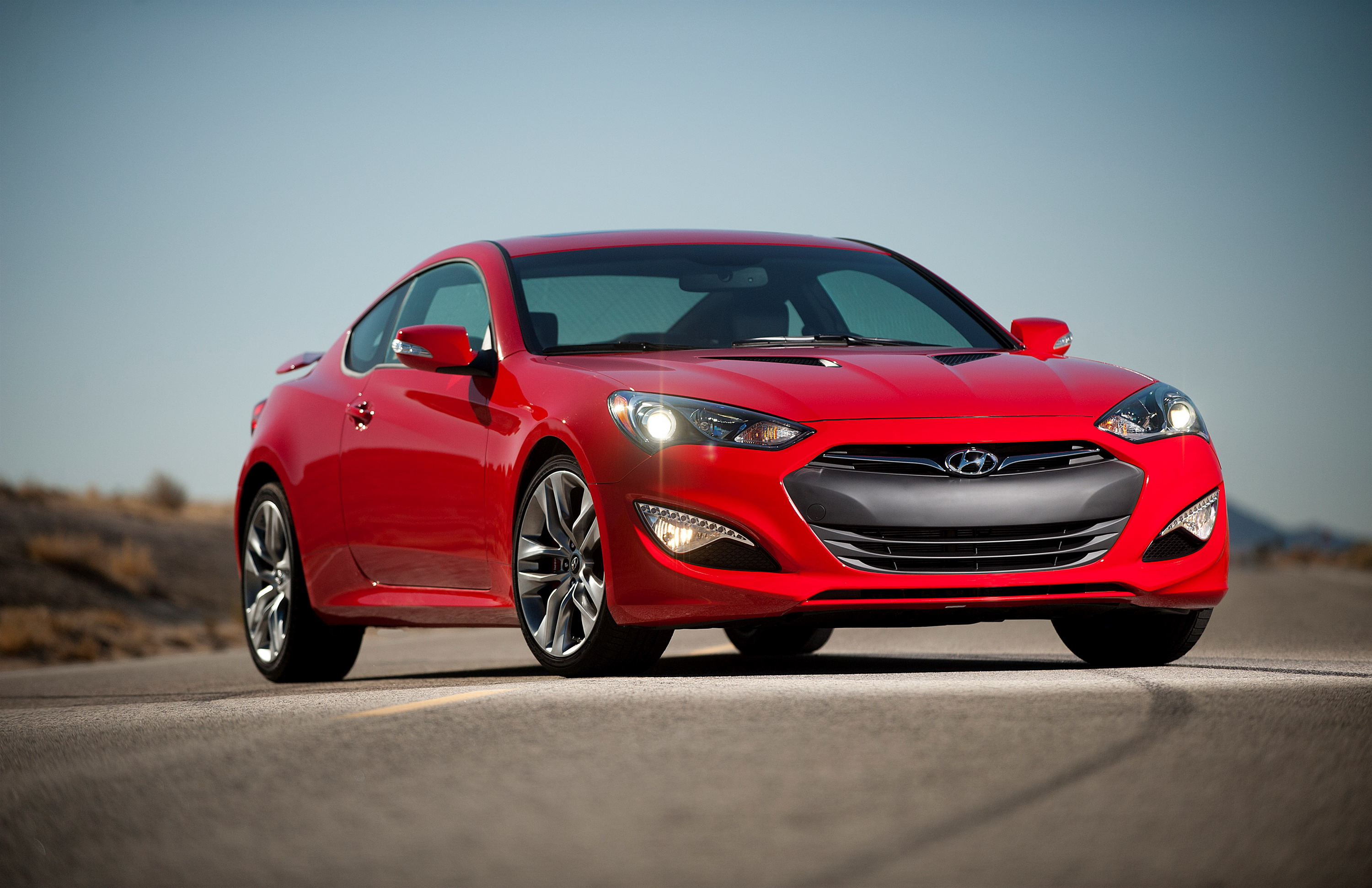 2014 Hyundai Genesis Coupe Top Speed