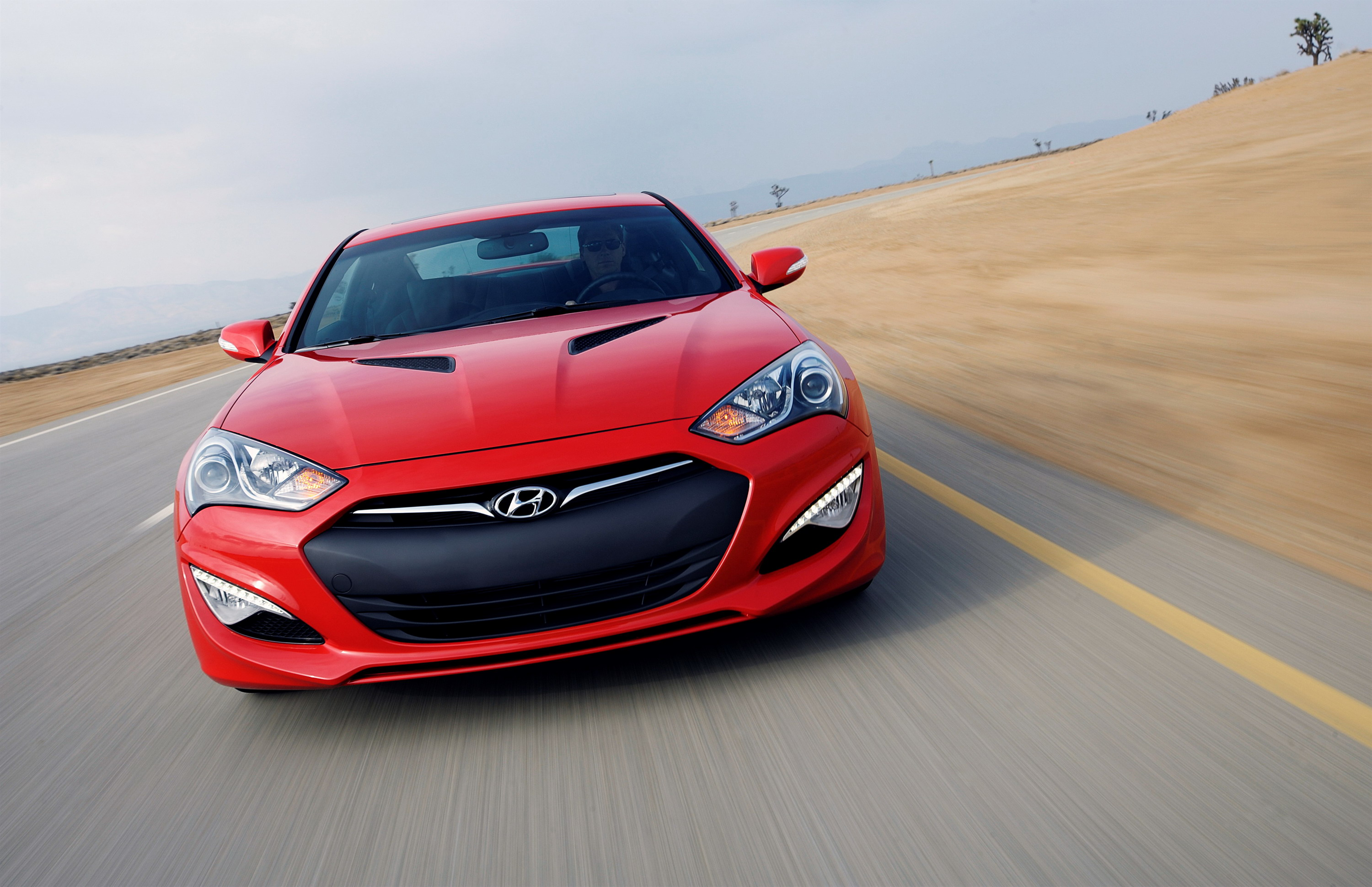 2014 Hyundai Genesis Coupe | Top Speed. »