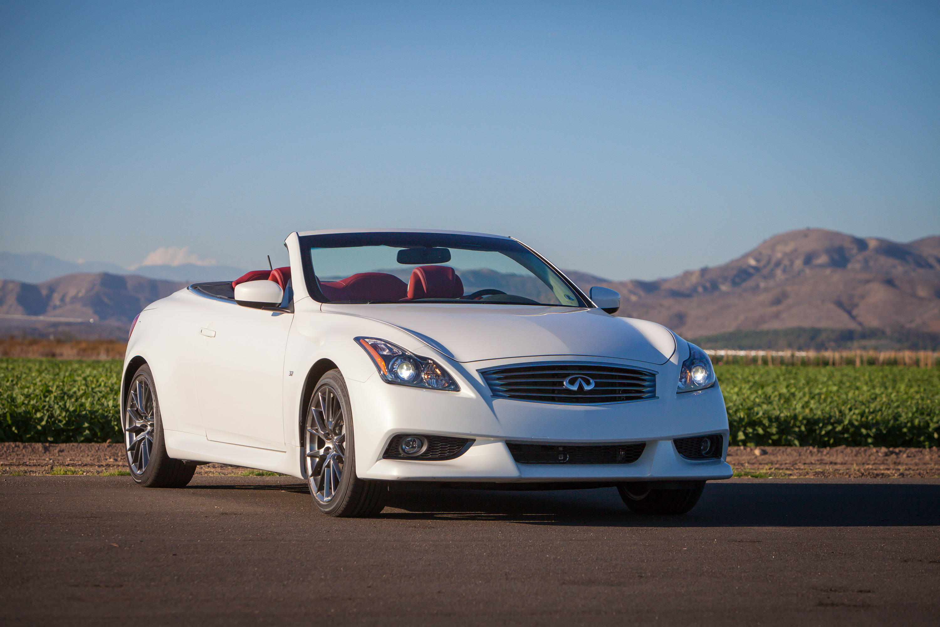 We ve first saw infiniti s ipl models back in 2011 when the company wanted to offer a more aggressive look and some extra power for its coupe and