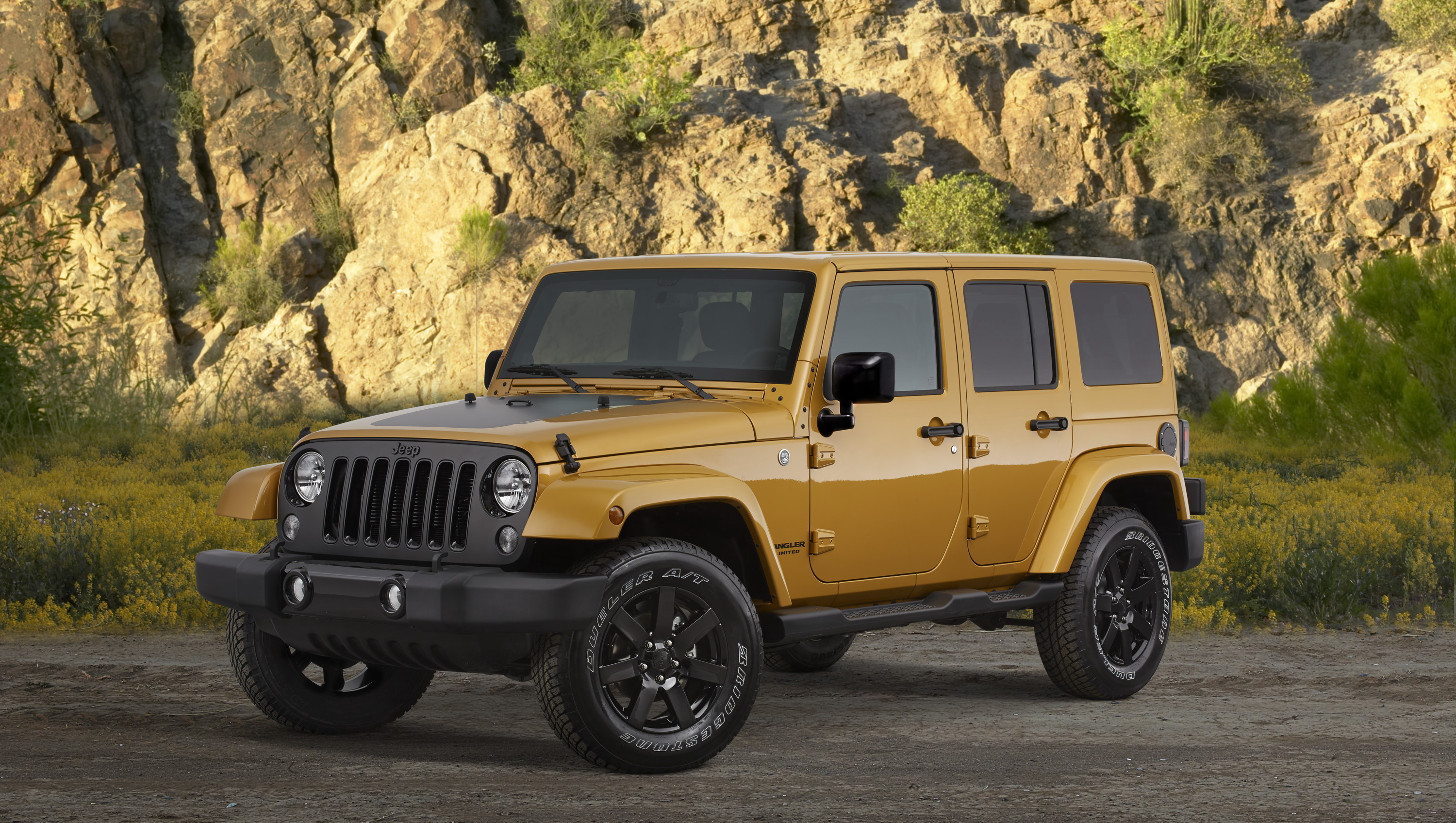 2014 Jeep Wrangler Unlimited Sahara Altitude Edition