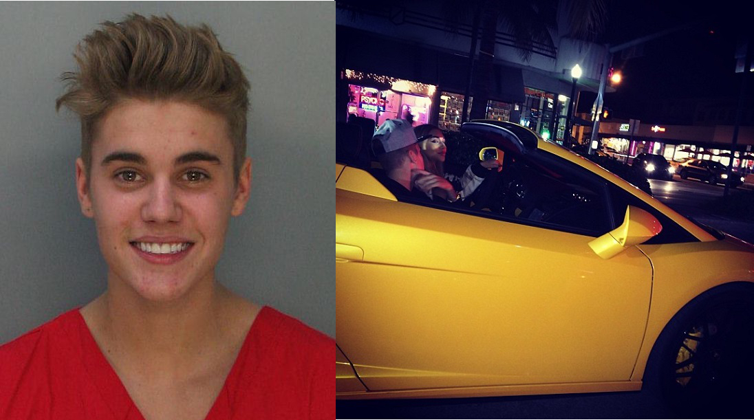 Rolls Royce Miami >> Justin Bieber Arrested In Miami For Drag Racing Pictures