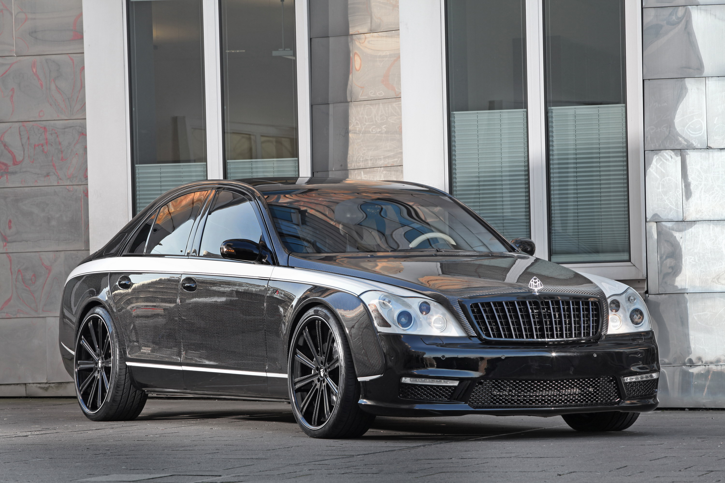 2014 Maybach 57S By Knight Luxury | Top Speed