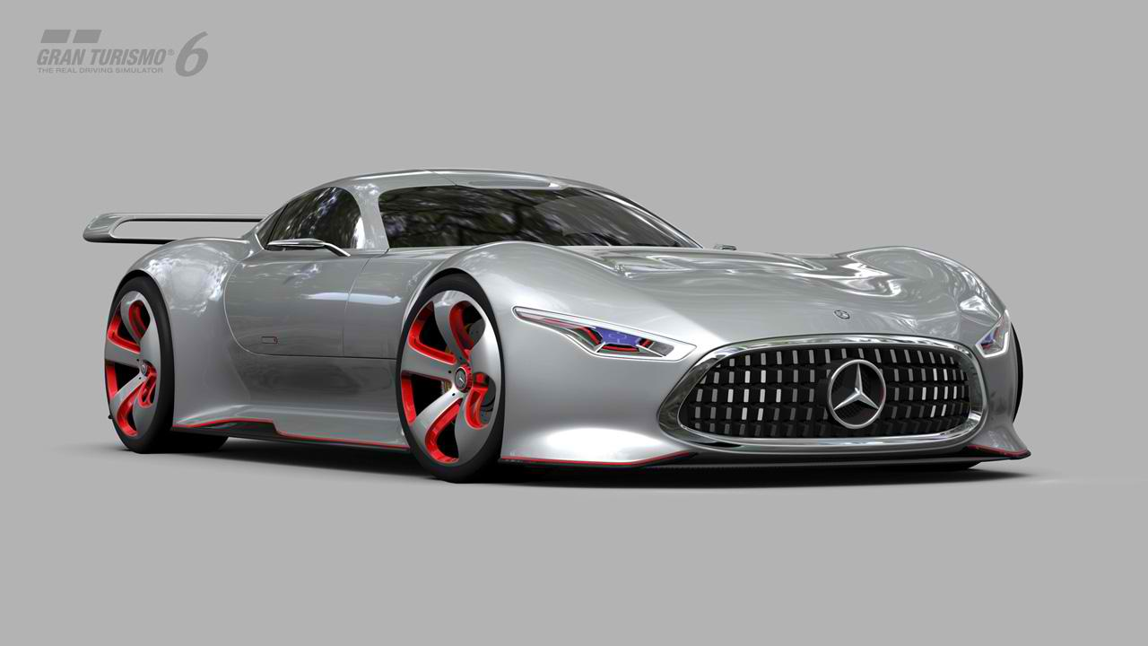 2014 Mercedes Benz AMG Vision Gran Turismo Racing Series | Top Speed. »