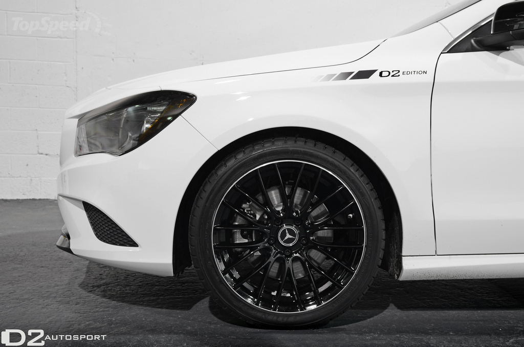 2014 mercedes cla250 by d2 autosport picture 537174 for Mercedes benz cla 250 top speed