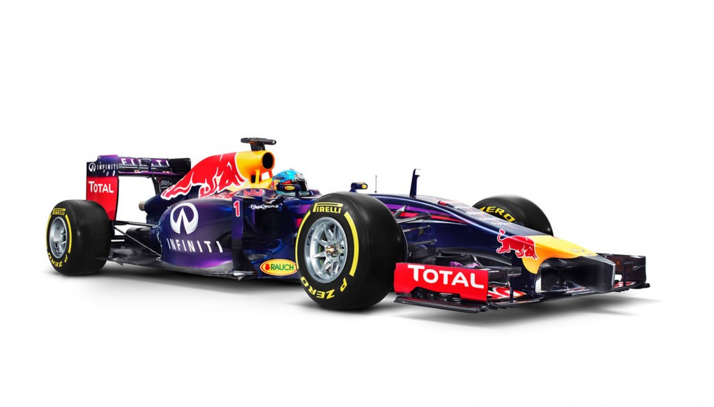 2014 Red Bull RB10 Review - Top Speed