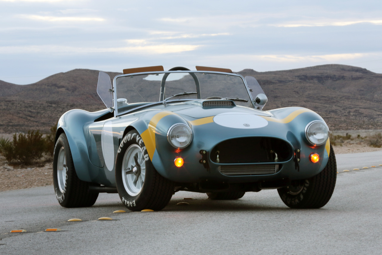 2014 Shelby 289 Fia Cobra Csx7000 50th Anniversary Top Speed