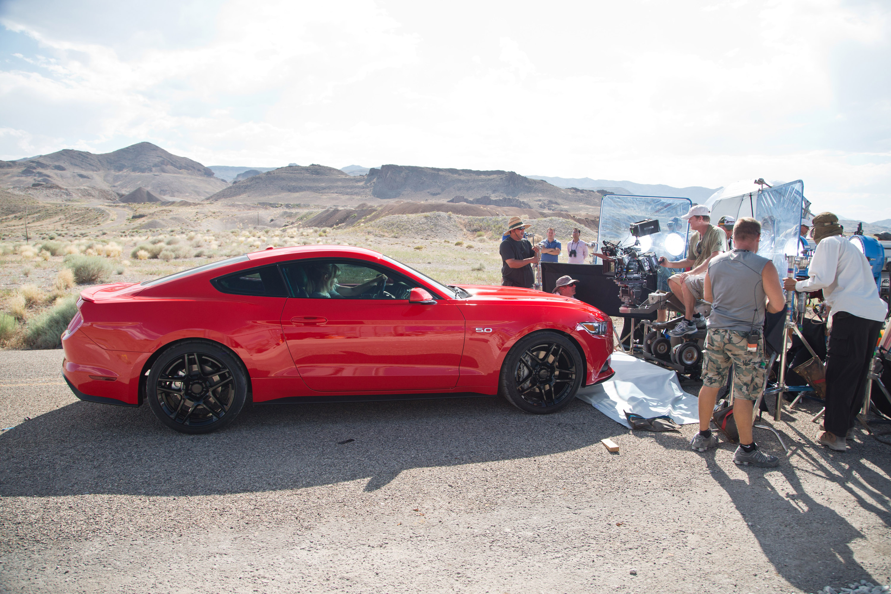 The 2015 Ford Mustang To Star In Need For Speed Top Speed