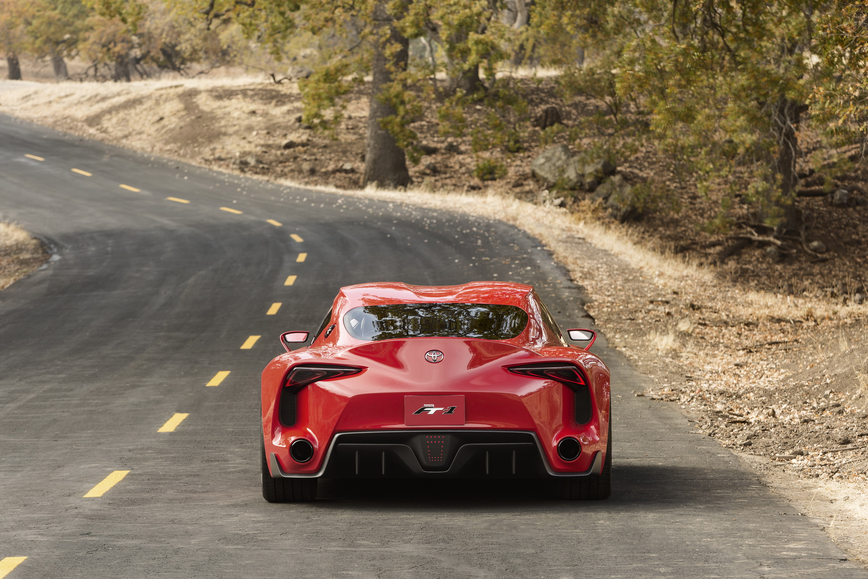 2014 Toyota FT 1 Concept Review Top Speed