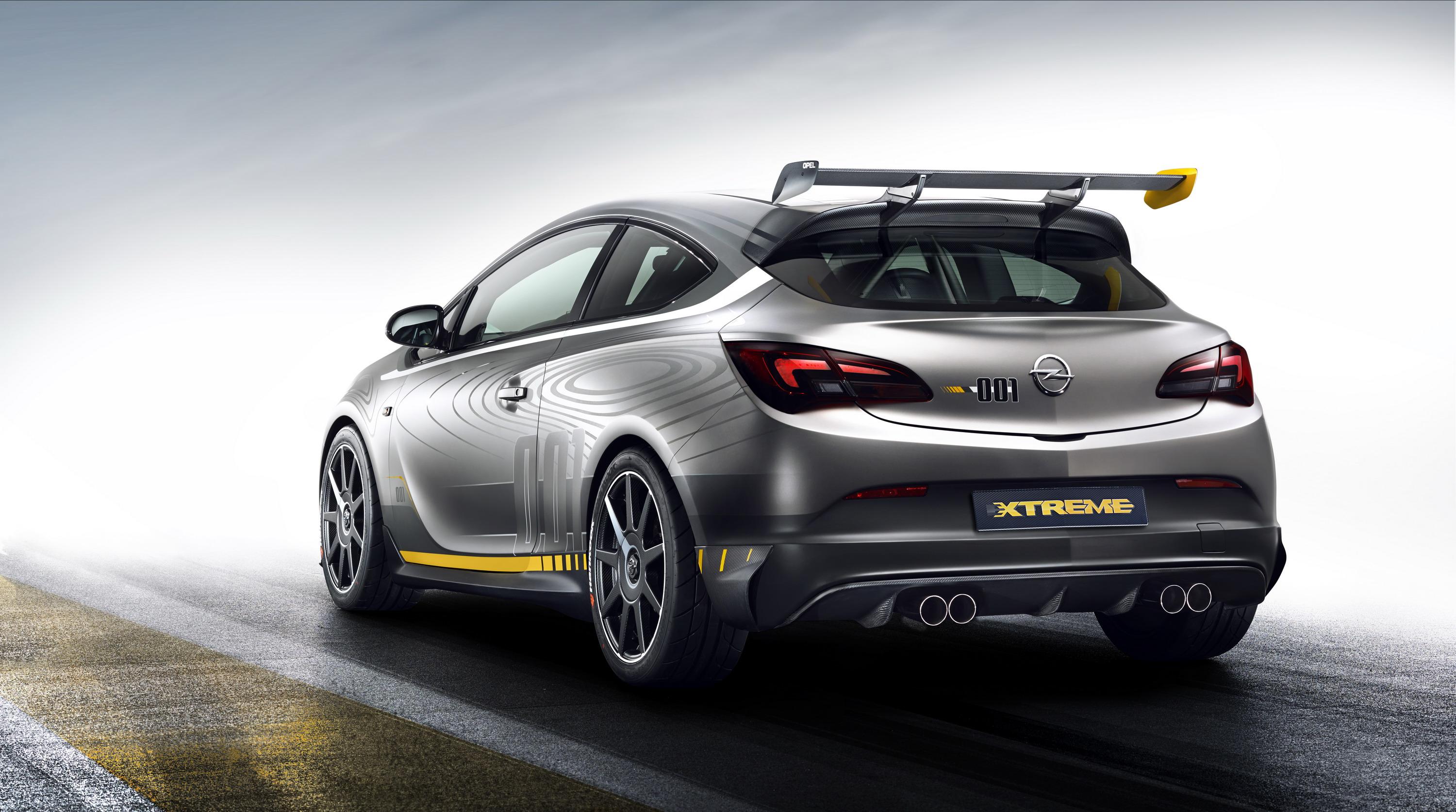 2014 Opel Astra Opc Extreme Review Top Speed