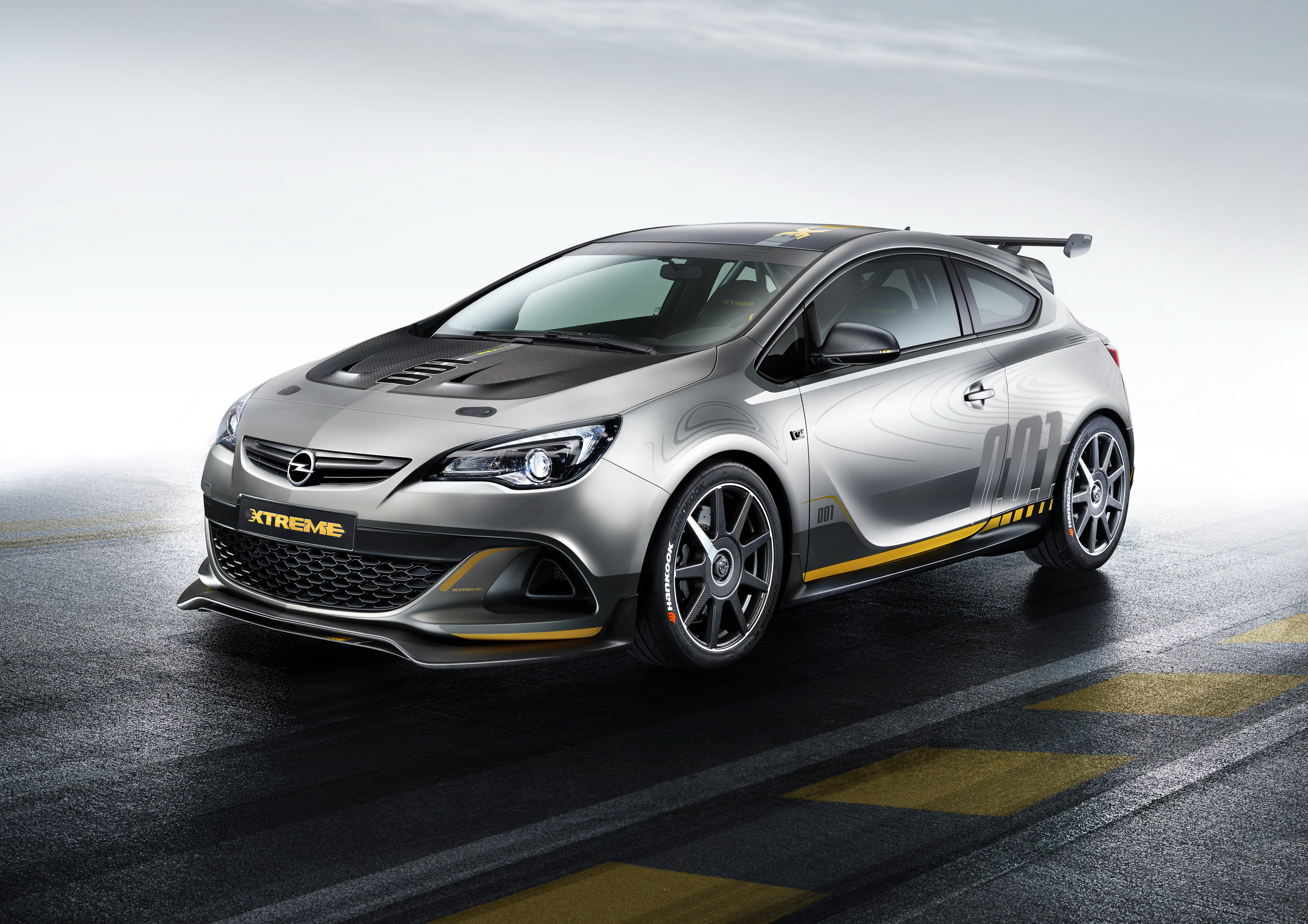 2014 Opel Astra Opc Extreme Top Speed
