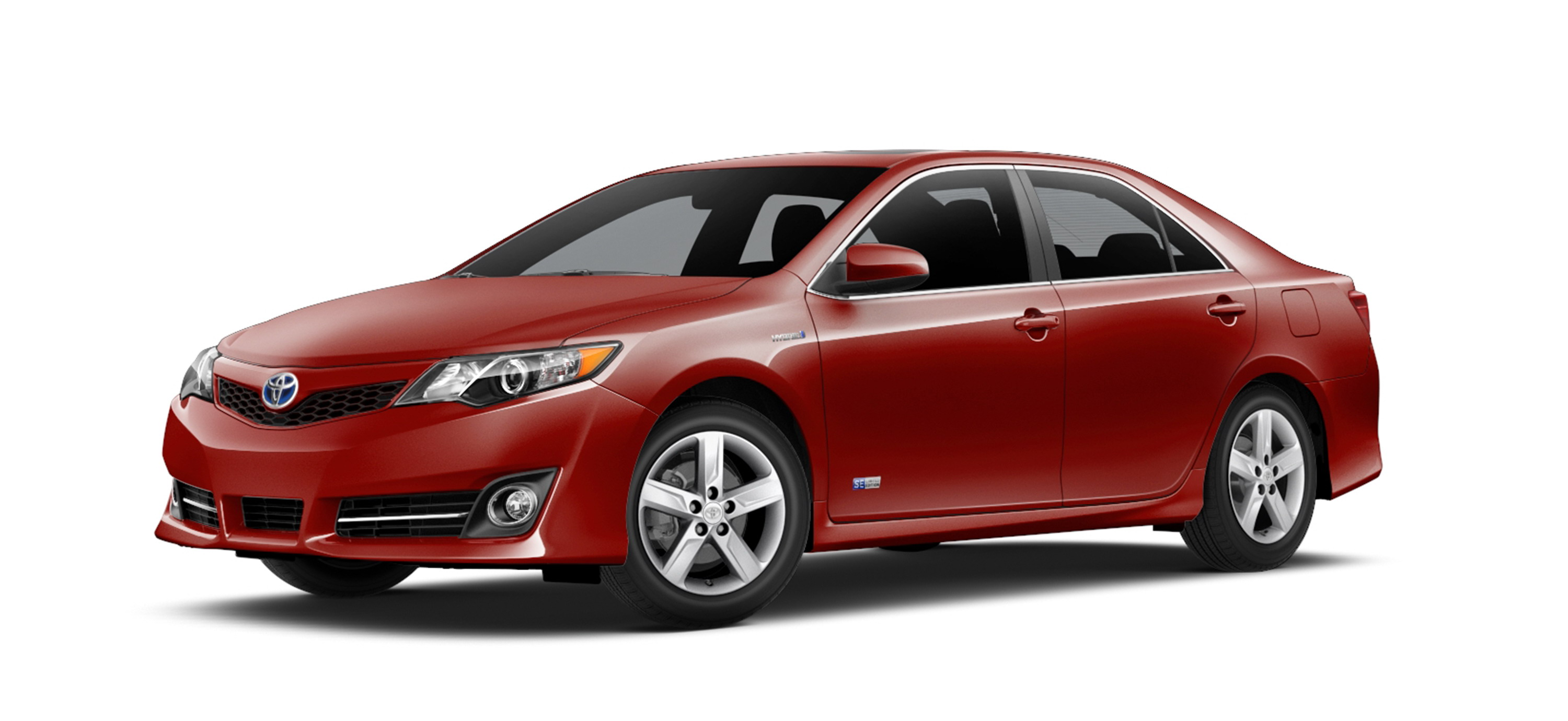 2014 Toyota Camry Hybrid SE Limited Edition Review