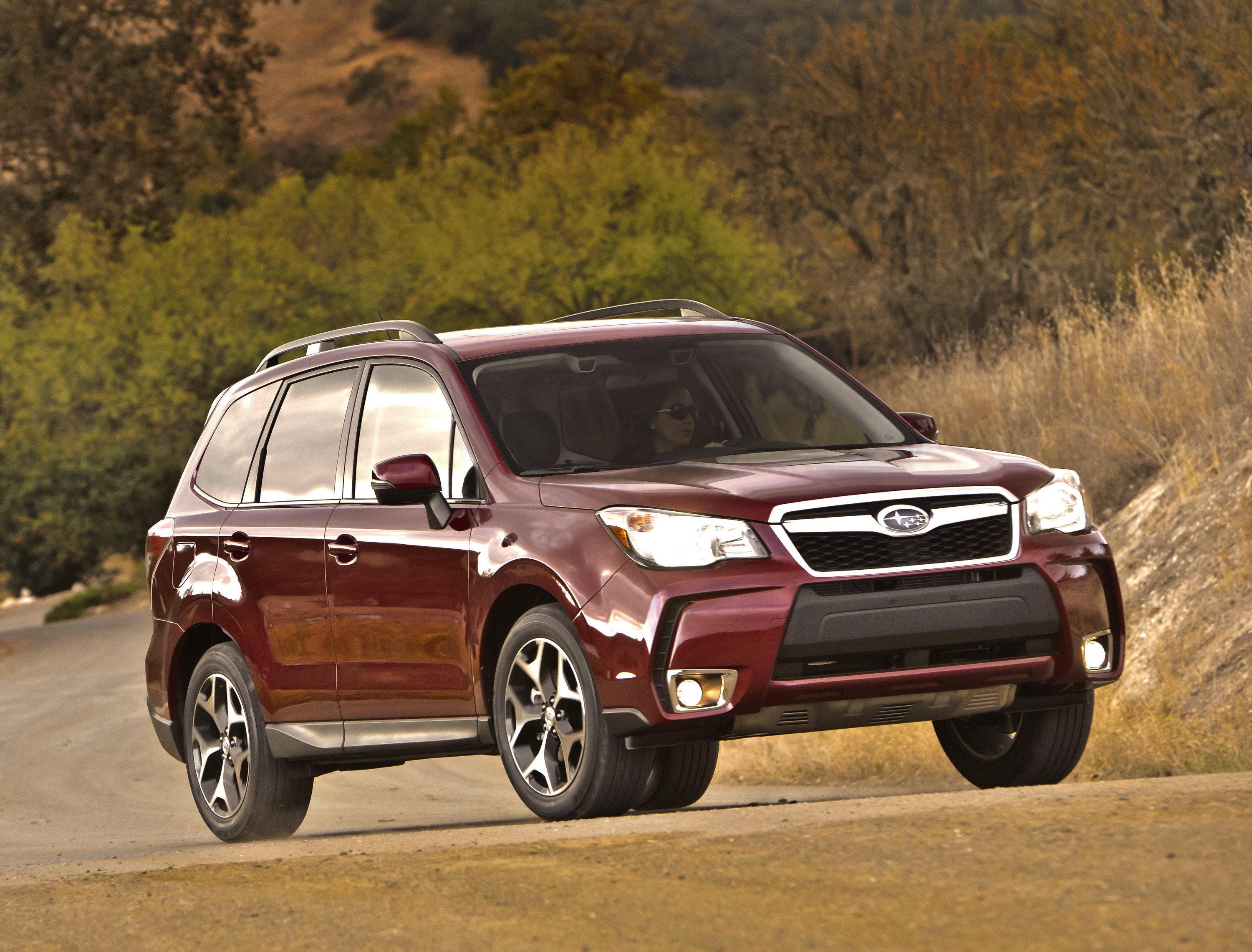 2015 - 2017 subaru forester review - top speed