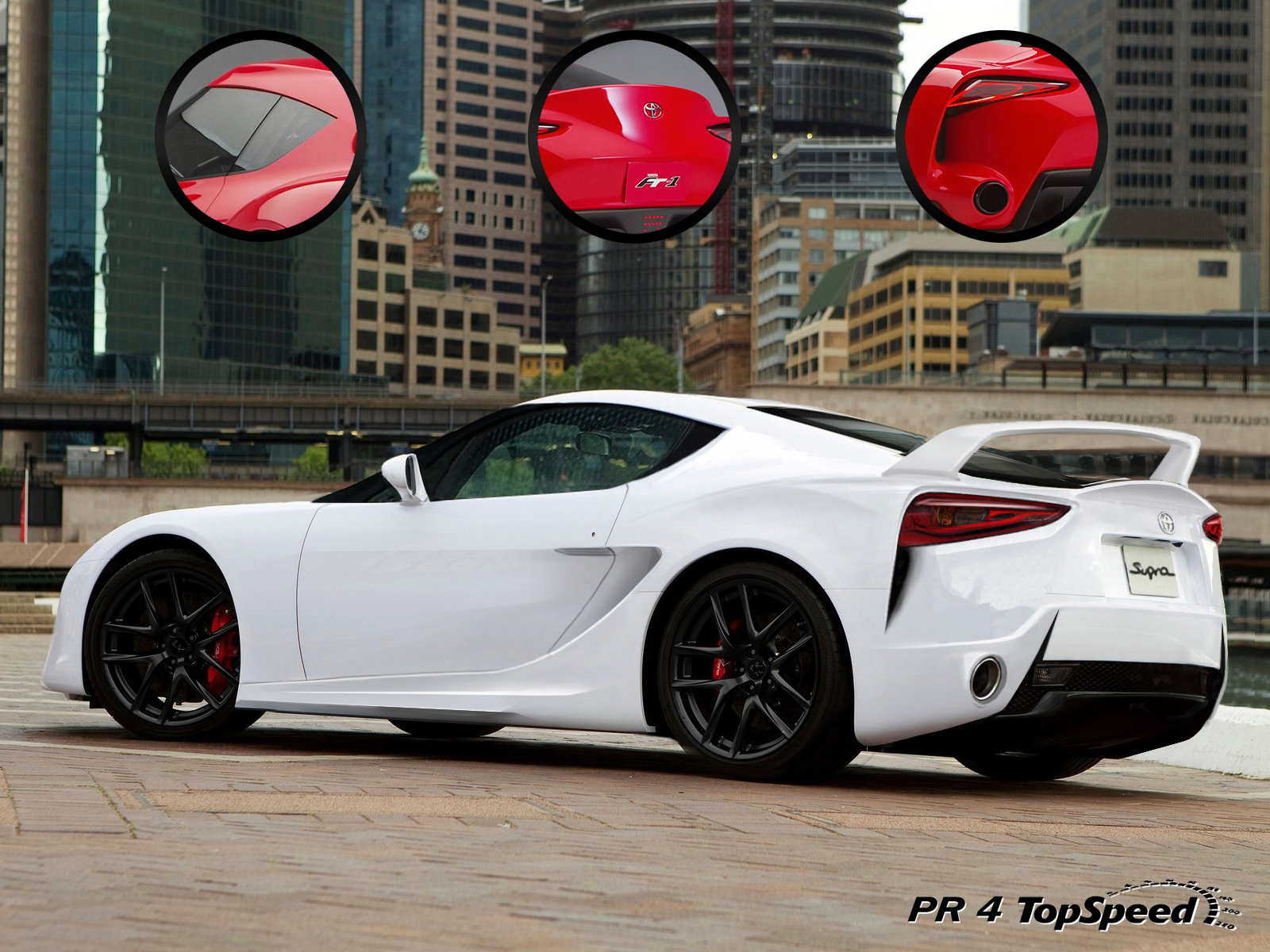 2019 Toyota Supra | Top Speed. »