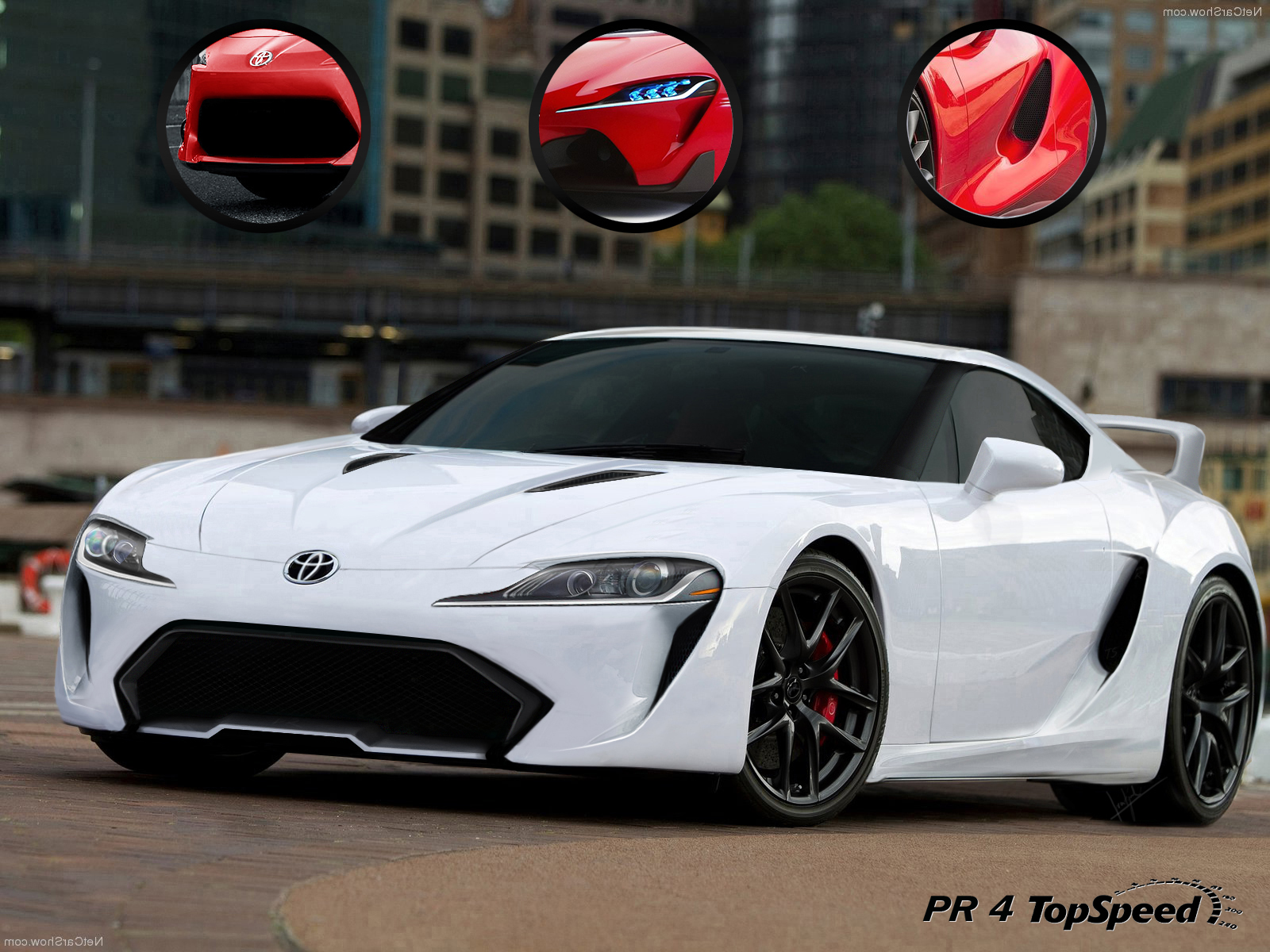 2017 Toyota Supra >> The Next Toyota Supra And Bmw Z4 Will Share Platforms May Arrive In